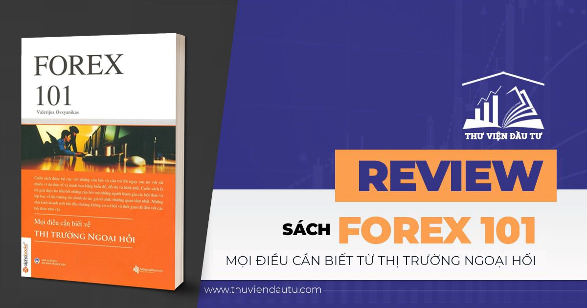 Review download sách forex 101
